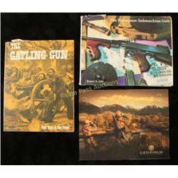 Lot of 2 Firearm Books