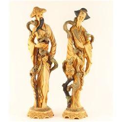 Vintage Norleans Figurines
