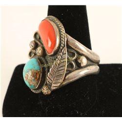 Mens Navajo Ring