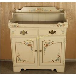 French Country Cabinet