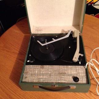 RCA Victor Record Player, Working, Model VA67