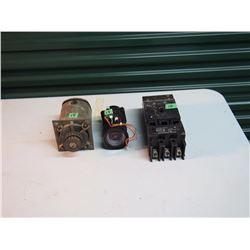 Fan Motor, Electrical Lens, 3 Pole Westinghouse Limiter