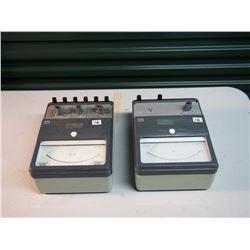 Siemens Voltage Meters (2)