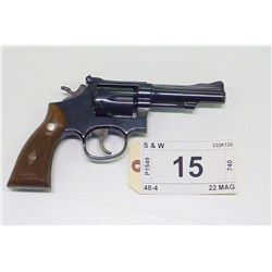 SMITH & WESSON , MODEL: 48-4 , CALIBER: 22 MAG