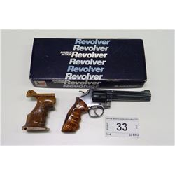 SMITH & WESSON , MODEL: 16-4 , CALIBER: 32 MAG