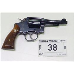 SMITH & WESSON , MODEL: 10-5 , CALIBER: 38 S&W SPECIAL