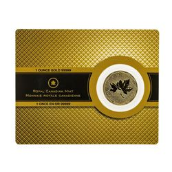 2008 $200 Canada 1 oz .99999 Fine Gold Maple Leaf Coin