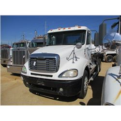 2005 FREIGHTLINER TRUCK TRACTOR, VIN/SN:1FUJA6CK95LN37238 - T/A, S60 DETROIT DSL ENGINE, 10 SPEED TR