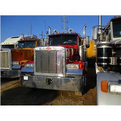 2003 PETERBILT 379 TRUCK TRACTOR, VIN/SN:1XP5DB9X53N589977 - CAT C15 ENGINE, 10 SPEED TRANS, 40K REA