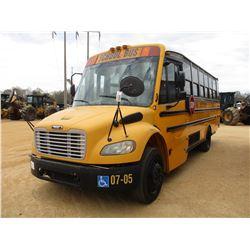2007 THOMAS SCHOOL BUS, VIN/SN:4UZABRCS27CX81480 - 24 PASSENGER, A/C, A/T