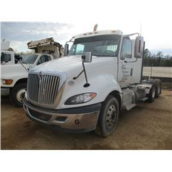 2015 INTERNATIONAL TRUCK TRACTOR, VIN/SN:1HSDJAPR9FH715952 - DIESEL ENGINE, EATON 10 SPEED (DOES NOT