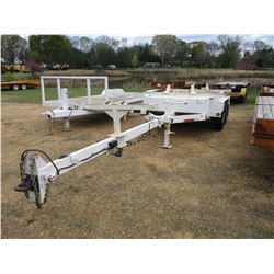 2003 MORAN WELDING POLE TRAILER, VIN/SN:1B9PS092X3M274050 - 235/85R16 TIRES