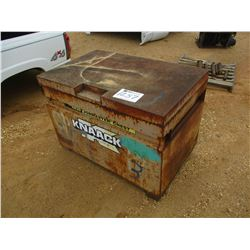 KNACK 4830 TOOL BOX
