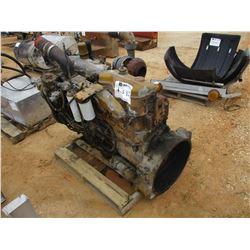 CAT 3406B ENGINE