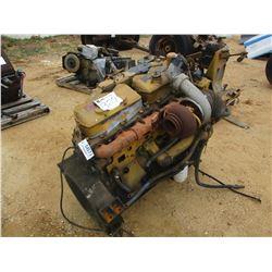 CAT 3406B DIESEL ENGINE