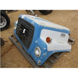 FORD TRUCK TRACTOR HOOD
