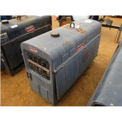 LINCOLN CLASSIC II WELDER/GENERATOR, - DIESEL ENGINE