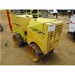 "MULTIQUIP 1510-C1 TRENCH ROLLER, - 32"" DRUMS"