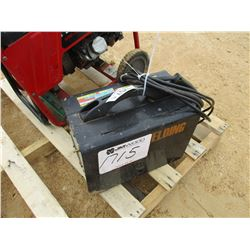 CHICAGO ELECTRIC WELDER, - 170 MIG WIRE FEED