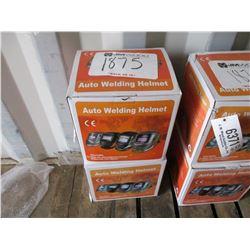 (2) AUTOMATIC WELDING HOOD