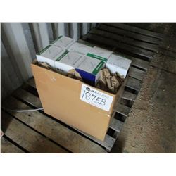 (7) BOXS BD E-Z BRUSH/SPONGE W/NAIL CLEANER