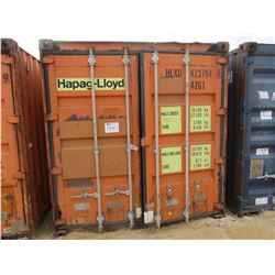40' STEEL CONTAINER