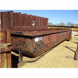 ROLL OFF CONTAINER, - 22', OPEN