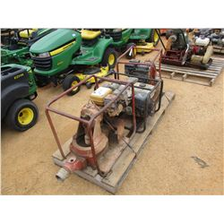 (3) MISC WATER PUMPS, GAS ENGINE