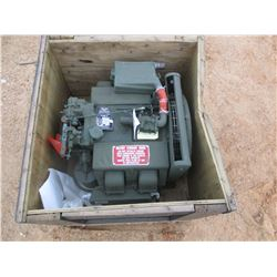 GAS ENGINE, - MILITARY STANDARD