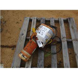 BUDGIT 2 TON ELECTRIC CHAIN HOIST