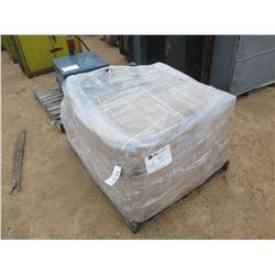 (12) BOXES PLASTIC BANDING & MATERIAL