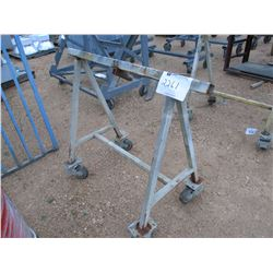 ROLL AROUND METAL STAND