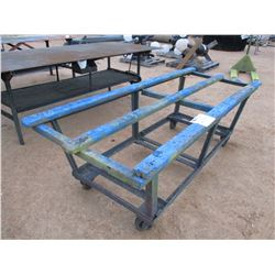 """38"""" X 8' ROLL AROUND TABLE"""