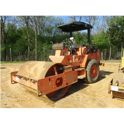 HAMM 2320D ROLLER, VIN/SN:8367964/1574 - VIBRATORY, CANOPY, METER READING 2,044 HOURS (COUNTY OWNED)