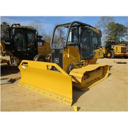 2012 JOHN DEERE 650K CRAWLER TRACTOR, VIN/SN:221148 - 6 WAY BLADE, ECAB W/AIR, SWEEPS, FRONT, REAR A