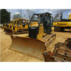 2008 CAT D5K XL CRAWLER TRACTOR, VIN/SN:WWW00259 - 6 WAY BLADE, ECAB W/AIR, SWEEPS AND REAR SCREEN,