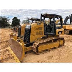 2015 CAT D3K2 XL CRAWLER TRACTOR, VIN/SN:KF200173 - 6 WAY BLADE, SYSTEM 1 U/C, CANOPY, METER READING