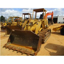 1993 CAT 953B CRAWLER LOADER, VIN/SN:5MK01025 - GP BUCKET, CANOPY, METER READING 10,355 HOURS (PROBL