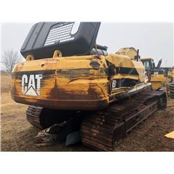 2001 CAT 330BL HYDRAULIC EXCAVATOR, VIN/SN:6DR04293 - MASS STICK, ECAB, METER READING 9,998 HOURS (B