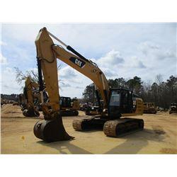 """2012 CAT 329EL HYDRAULIC EXCAVATOR, VIN/SN:PLW00755 - 10' STICK, 32"""" BUCKET, REAR CAMERA, ECAB W/AIR"""