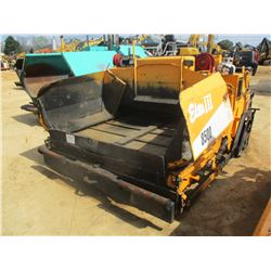 2002 LEEBOY L8500T ASPHALT PAVER, VIN/SN:2982 - 8'-16' SCREED, SLOPE & GRADE CONTROLS, METER READING