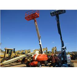 2011 JLG 400S MANLIFT, VIN/SN:0300143580 - 4X4, 1000# MAX CAPACITY, 40' PLATFORM HEIGHT, 34' REACH,