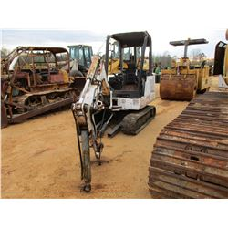 BOBCAT 331 HYD EXCAVATOR, (DOES NOT OPERATE)