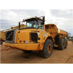 VOLVO A25D ARTICULATED DUMP, VIN/SN:15490 - ECAB W/AIR, 23.5 R25 TIRES (DOES NOT OPERATE)