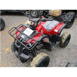TAO 125 ATV VIN/SN:H1004898