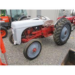 FORD FARM TRACTOR, VIN/SN:F2094 - GAS ENGINE, 3 PTH, PTO