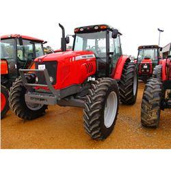 MASSEY FERGUSON 5465 FARM TRACTOR, VIN/SN:T18D22GG113A - MFWD, 3 PTH, PTO, 3 REMOTES, ECAB W/AIR, ME