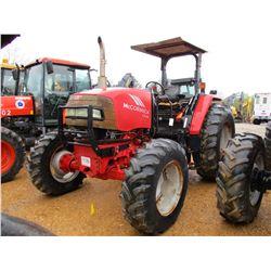 2004 MCCORMICK CX105 FARM TRACTOR, VIN/SN:ZC15AP4JJE2054841 - MFWD, 3PTH, PTO, 3 REMOTES, CANOPY, 18