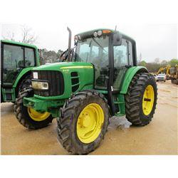 2008 JOHN DEERE 6430 FARM TRACTOR, VIN/SN:576995 - MFWD, 3 PTH, PTO, 3 REMOTES, ECAB W/AIR, 18.4-34