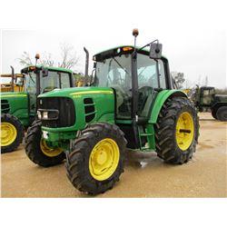2010 JOHN DEERE 6430 FARM TRACTOR, VIN/SN:659561 - 4X4, 3 PTH, PTO, 3 REMOTES, ECAB W/AIR, 18.4-34 T